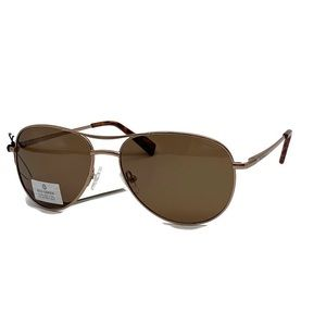 Ben Sherman Leo Eco-Green Polarized Sunglasses